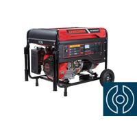 Gerador Kawashima GG8000-ET380 a gasolina  8,0KW TRIFASE