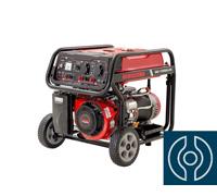 Gerador Kawashima GG10000AS a gasolina  9,0KW mono 115/230V