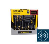 Jogo de Ferramentas Stanley 49 Peças com Bolsa de Nylon