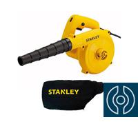 Soprador / Aspirador Elétrico de Ar Stanley 600W