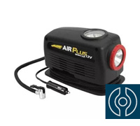 Motocompressor de Ar Schulz Air Plus com Lanterna 12V