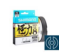 Linha Multifilamento Shimano Kairiki PE 20LB (0.18mm) X 150m Cinza