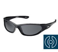 Óculos Polarizado para Pesca Shimano HG067J Preto com Lente Fumê