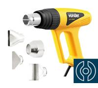 Soprador Térmico Vonder STV1500N 2 Estágios