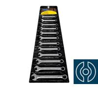 Jogo de Chaves Combinadas Tramontina Basic Corpo Aço Cromado 12 Peças