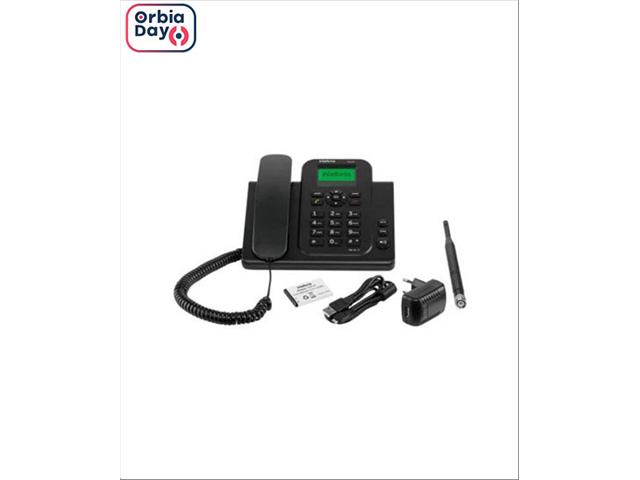 Telefone Celular Fixo 4G com Wi-Fi Intelbras CFW 9041 Preto