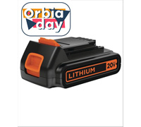 Bateria Black&Decker 20V Max Li-Ion 1,5Ah - 0
