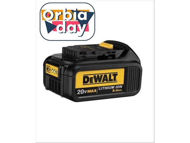 Bateria Lítion DeWalt Max Premium 3,0Ah