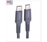 Cabo Tipo C para USB Xtrax 1,5 Metros Cinza
